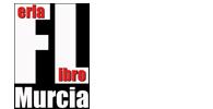 logo web feria del libro de murcia