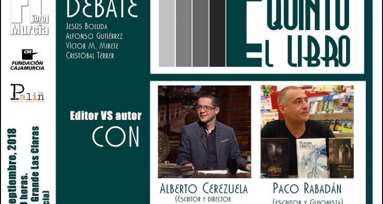 charla sobre autopublicacion en Murcia